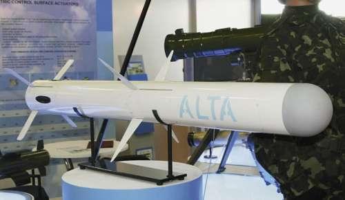 Вертолетный противотанковый ракетный комплекс «АЛЬТА»