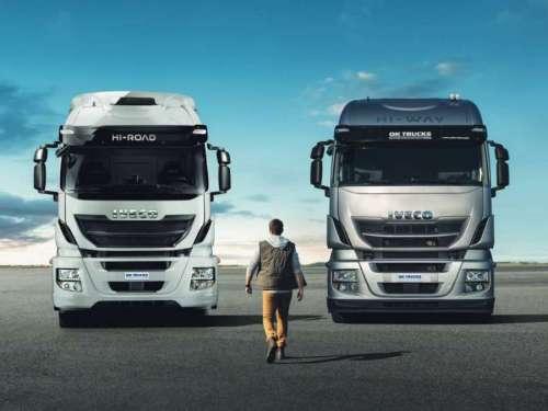 Вантажівки IVECO стали доступнішими для українського бізнесу