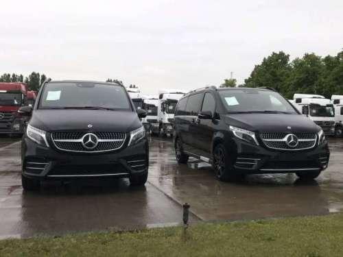 При купівлі Mercedes-Benz можна зекономити до чверті вартості машини