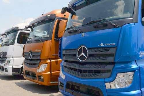 Mercedes-Benz представив спеціальні ціни на Actros для українських перевізників