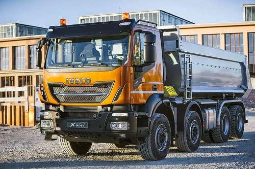 IVECO Trakker AD410T41 (8x4)
