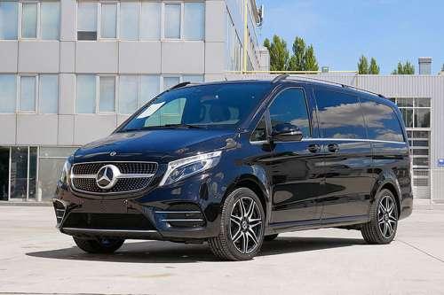 Mercedes-Benz Vito, V-class та Sprinter доступні в Україні в пакетних версіях за вигідними цінами