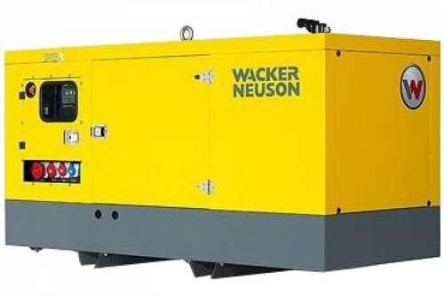 Трехфазный генератор Wacker Neuson G 78