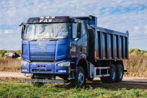 FAW J6P 6x4