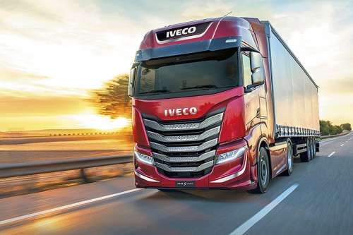 IVECO S-WAY AS440S46 TP